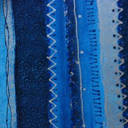 Carta regalo EGITTO, 70x100cm, Blu