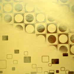 Carta regalo Metallizzata TABOO, 70x100cm, Rosso