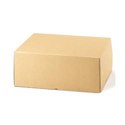 Scatole confezioni Marmotta Seta sabbia 340x400x145mm 2pz