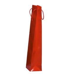 Shopping bag CORTINA Plastif. Porta Bott. 09x7,5x39cm (40 pz)