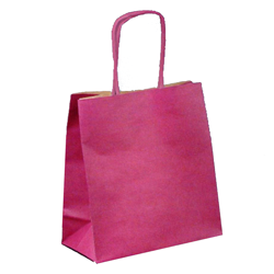 Shopping bag TORCIGLIONE Duplex Bordeaux 18x07x19cm (50 pz)