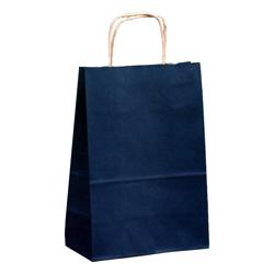 Shopping bag TORCIGLIONE S. Avana Blu 46x16x49cm (50 pz)