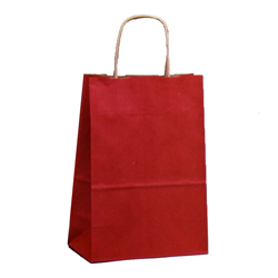 Shopping bag TORCIGLIONE S. Avana Bordeaux 36x12x41cm (50 pz)
