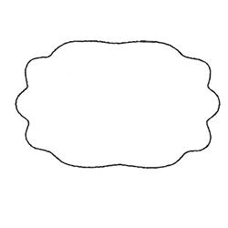Etichette chiudipacco Etichette Personalizzate Nuvole 40x24 cf 5000