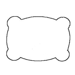 Etichette chiudipacco Etichette Personalizzate Nuvole 37x26 cf 5000