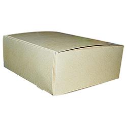 Scatole confezioni PRATICA seta sabbia 250x250x110