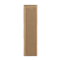 Scatole confezioni PETIT 1 BOTT onda avana 45x45x215