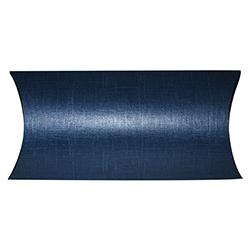 Scatole confezioni BUSTA juta blu 240x150x50