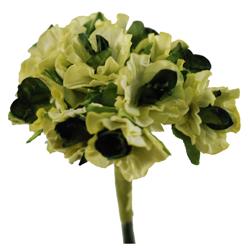 Pick e accessori bomboniere GARDENIA PICCOLA Verde (144 pz)
