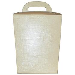 Scatole confezioni BACIO seta sabbia 100x50x160 10pz