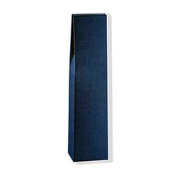Scatole confezioni SC.1 BOTT. juta blu 90x90x370 10pz