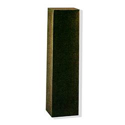 Scatole confezioni Magnum Pelle marrone 110x110x390mm 10pz