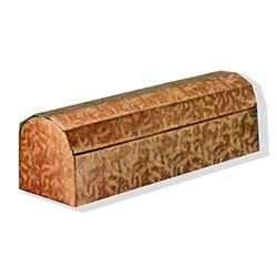 Scatole confezioni COFANETTO-on lari ramato 10pz 330x100x100