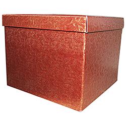 Scatole confezioni F/CECON lari ramato 250x250x150 10pz