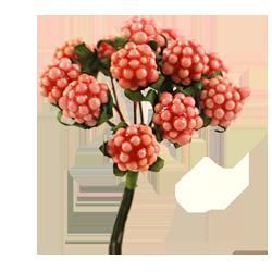Pick e accessori bomboniere MORE Rosa (144 pz)