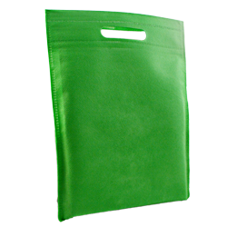 Shopping bag Shopper Tnt 25x33cm Verde Chiaro (10pz)