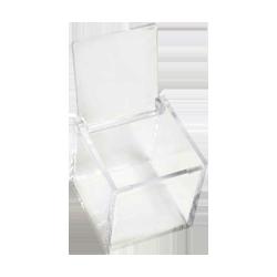 Scatole confezioni CUBO PLEXIGLASS 5X5 PZ 6