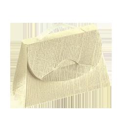 Scatole confezioni CARTELLA SETA AVORIO 200x75x130